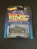 Toyota Pickup BTTF Marty McFly Back to the Future Zurück in die Zukunft neu 1:64