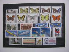 Bund-1991-Mi.1511-1536 Mi.40 Euro postfr.Siehe Beschreibung.