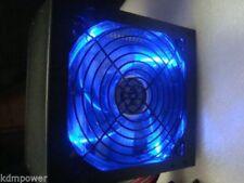 NEW 1200W Fully Modular Gaming Quiet Blue LED Fan PSU Power Supply Mining Rig PC