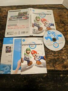 Mario Kart Wii (Nintendo Wii, 2008) CIB COMPLETE