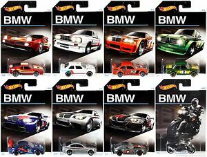 Hot Wheels BMW Series Diecast Metal Toy Car Hot Wheels 1:64 PRIORITY SHIPPING