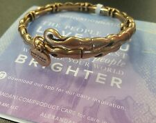 ALEX AND ANI WATER WRAP RAFAELIAN GOLD BRACELET NEW RETIRED