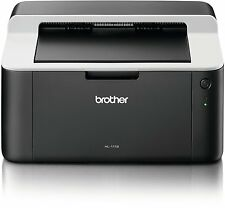 Brother HL-1112 HL1112ZU1 Compact Mono Laser Printer with USB 2.0 in Black New