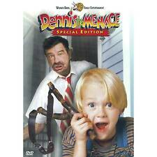 Dennis The Menace DVD 2007 Special Edition 10th Anniversary Factory