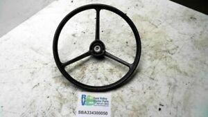 Wheel steering