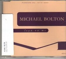 (BX64) Michael Bolton, Lean On Me - 1993 DJ CD