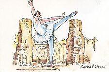ZORBA IL GRECO - BALLETTO - TEATRO TERME DI CARACALLA STAGIONE LIRICA 1991