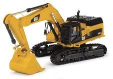 Caterpillar 374D Hydraulic Excavator Metal Tracks CAT Norscot 55274 Constructi