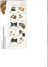 2010  ROYAL MAIL PRESENTATION PACK BATTERSEA DOGS & CATS HOME MINT DECIMAL STAMP