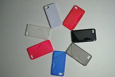 Blackberry Z10 Case Stylish TPU Silicone  Rubber S-line Gel Cover BB 10