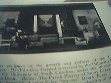 picture 1930 theatre  parish players stony creek conneticut