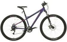 "Carrera Sulcata Womens Mountain Bike MTB Bicycle 29"" Alloy Front Suspension Purple 16"""