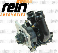 REIN Water Pump with Thermostat VW 2.0 TFSI A3 A5 A6 Q5 A4 Beetle CC GTi Jetta