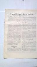 1889 28 Berlin Ausstellung Unfallverhütng Johnstown Talsperre Metz Vincenz Teil2