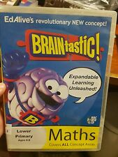 BRAINtastic Maths -  PC GAME - FREE POST