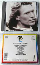 STEVE WINWOOD Chronicles .. 1987 Island CD TOP