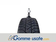Gomme Usate Pirelli 195/55 R15 85H Snowcontrol Winter 210 Serie 2 M+S (55%) pneu