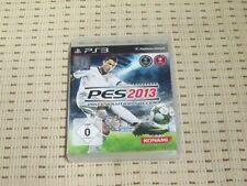 PES 2013 Pro Evolution Soccer für Playstation 3 PS3 PS 3 *OVP*