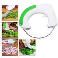 Circular Rolling Knife Ring wheel kitchen knife Multi-function kitchen cutting
