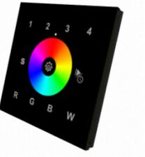 COLOUR PAD RGB/W 4 - RGBW WALL PLATE LED CONTROLLER DMX/WIFI