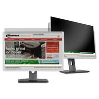 """Innovera IVRBLF27W Blackout Privacy Filter For 27"""" Widescreen Lcd Monitor, 16:9"""