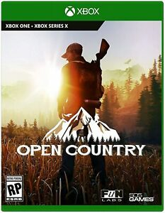 Open Country - Hunting/Survival (Xbox 1 One & Series X, Physical) >PRESALE Oct 5