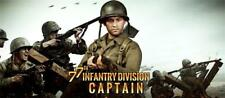 "1/6 12"" Action Figure DID A80129 US Army 77th Infantry Division Captain Sam"