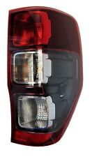 Red/Black Rear tail back Light Ford Ranger Wildtrak lamp O/S 2012 right RH LHD