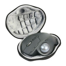 Mauspad Mousepad Case Cover Bag With Keychain f. Logitech MX Ergo Wireless Mouse