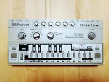 Roland TB-303 Bass line synthesizer.