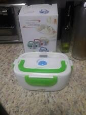 Electric Lunch Box heat keep warm Meal  good for office and Kid lunch gifts USA