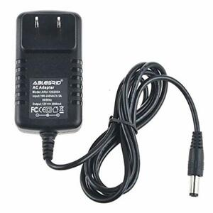 ABLEGRID 12 Volt Power Supply - 2.5 Amp Standard (12V 2.5A DC) Adapter with SCP