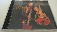 Mark Knopfler & Chet Atkins - Neck And Neck - EU 1992 Columbia 467435-2 CD Album
