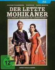 DER LETZTE MOHIKANER (BLU-RAY) - Joachim Fuchsberger, Karin Dor  BLU-RAY NEU
