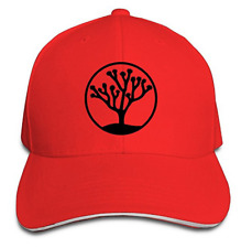 The Joshua Tree U2 With Or Without You Sandwich Peaked Cap Solid Colors Caps