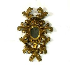 Decorative Well Carved French Italian Rococo Ornate Mirror or Picture Frame