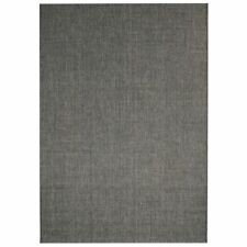 Webteppich Sisal-optik Indoor/outdoor 180 X 280 Cm dunkelgrau #133076