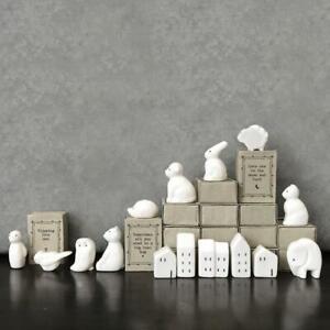 East of India Mini Matchbox Gifts |  Home Sentimental Love Keepsake Ornament