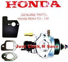 OEM HONDA HRX217VKA HRX2172VKA Lawn Mower Engines CARBURETOR KIT & GASKETS SET