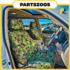 Camouflage Seat Covers