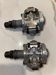 Shimano PD-M515 Dual Sided Clipless SPD Mountain Bike Pedals