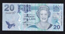 FIJI ----- 20  DOLLARS  2007 ----- XF+ ------