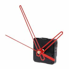 Wall Quartz Clock Movement Mechanism Red Hands DIY Repair Tools Kit