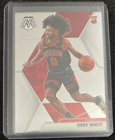2019-20 Mosaic COBY WHITE Rookie RC #211 - Chicago Bulls