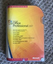 Microsoft Office Professional 2007 - ACADEMIC