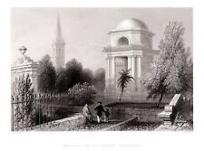 Burns Mausoleum, St Michael's Churchyard, Dumfries  Scotland BARGIN PRICE!