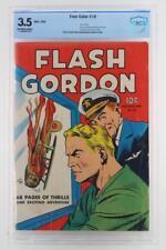 Four Color #10 - CBCS 3.5 VG- Dell 1942 - Flash Gordon!!!