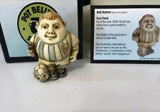 Harmony Kingdom Ball Pot Bellys / Belly 'Ball Basher' Soccer #Pbpef New In Box