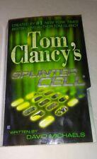 Tom Clancy's Splinter Cell, David Michaels, 0425201686, Book