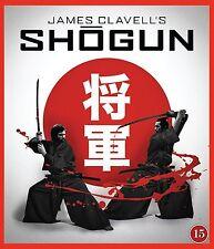 Shogun James Cavells 3-Disc ( Region Free  )Blu Ray